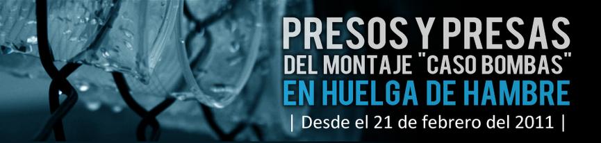 huelga de hambre chile