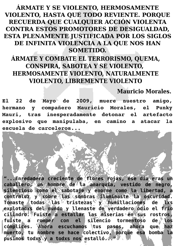 Ataque a la embajada de $hile en Montevideo, Uruguay