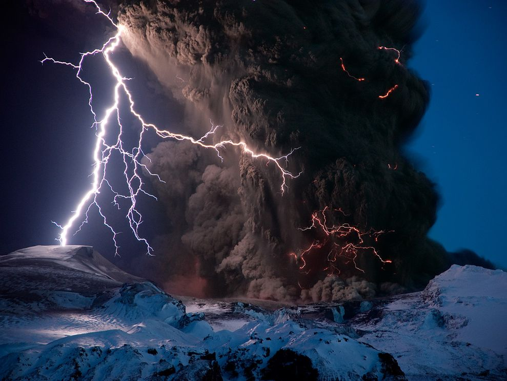 berlin a claim for the thunder of the eyjafyallajokull